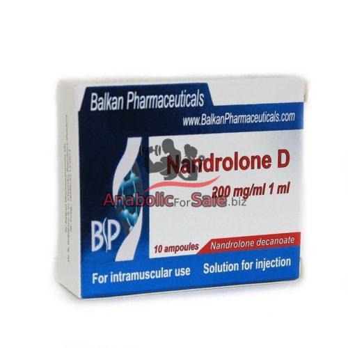 Balkan Pharma Nandrolone