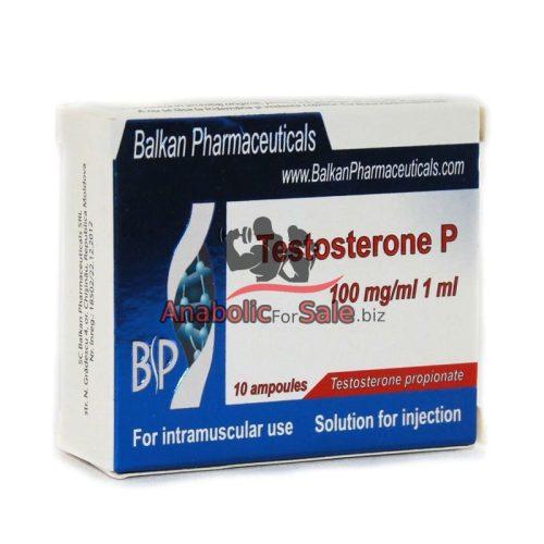 Testosteron Propionat 100mg