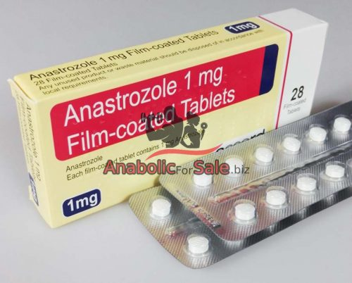 Anastrozol 1mg