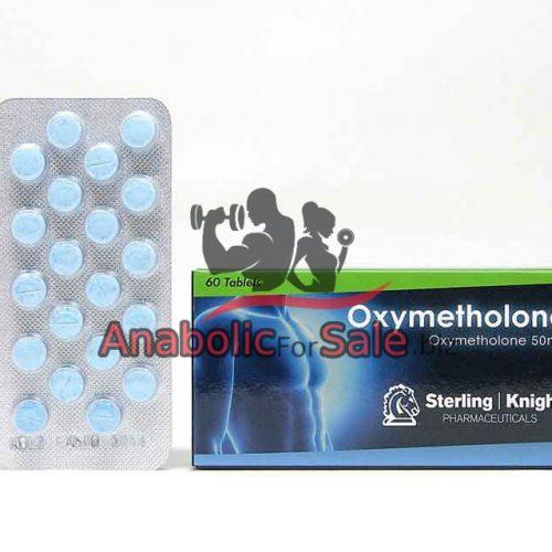 Oxymetholone Sterling Knight
