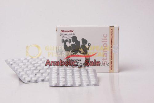 Stanozolole Tablets